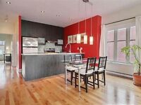 Room for rent in 2BDR condo in Old Montreal