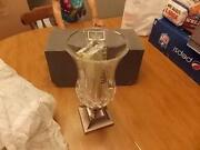 Waterford Crystal Hurricane Lamp