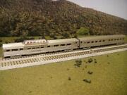 N Scale Passenger Cars