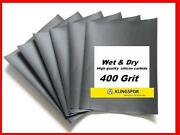 400 Grit Sandpaper