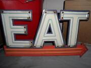 Old Vintage Metal Signs