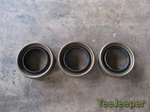 3-x-new-Oil-seal-transfer-gear-Jeep-M151-A2