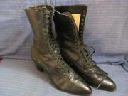 Antique Victorian Boots