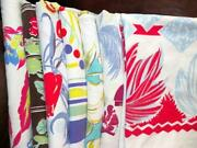 Vintage Tablecloth Lot