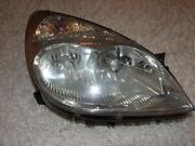 Citroen C5 Headlight
