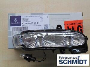 Aussenspiegel Blinker im Spiegel,  rechts, Mercedes-Benz original, W 211 / S 211
