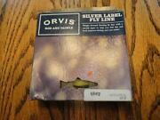 Orvis Silver Label