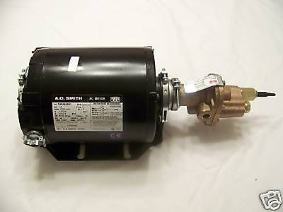 13 Hp Motor And Pump For Wvo Biodiesel Centrifuge