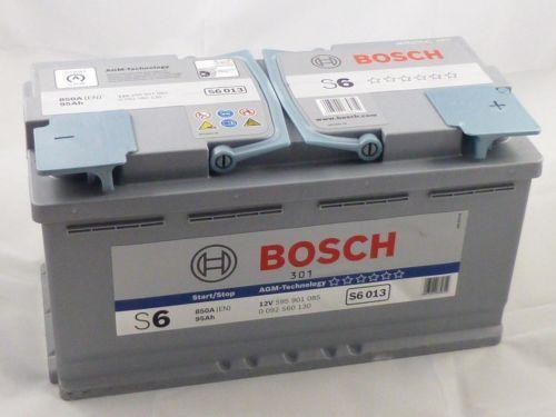bosch s6 batterien ebay. Black Bedroom Furniture Sets. Home Design Ideas
