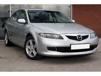 MAZDA 6 SILVER GOOD CONDITION, NON SMOKER, CLEAN FROM INSIDE EXTRA LARGE BOOT SPACE