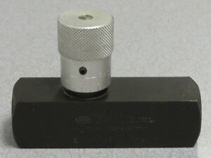 MILLER FLUID POWER Flow Control Valve P/N: 581-FC 8 S
