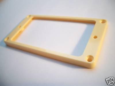crème göldo Humbucker-Rahmen Neck