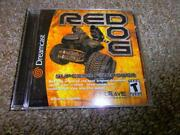 Red Dog Dreamcast