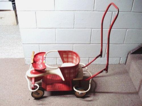 Antique Childs Stroller Ebay