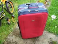 Family size Trip suitcase, travel bag, flight case, holiday