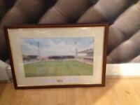 Watford FC 1992 Framed Print