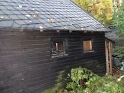 Holzhaus Garten