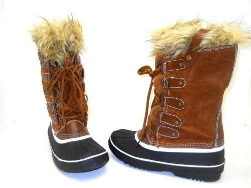 Womens All Weather Boots Ebay