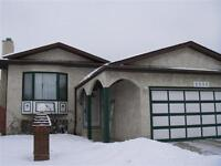 3 bedroom main floor in Millwood with double attach garage