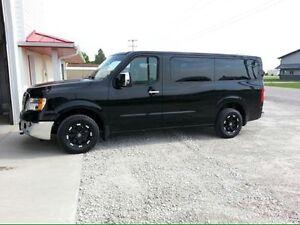 Looking for Nissan NV 3500