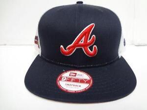 020ad4c7bac Atlanta Braves Mesh Hat