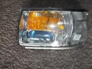 2001 Infiniti QX4 Headlight