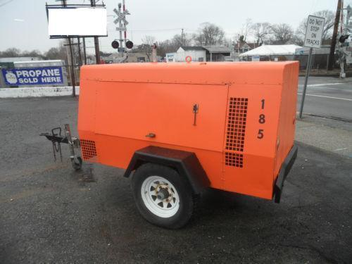 Towable Air Compressor Ebay