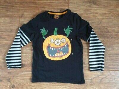 TU (Sainsbury's) Halloween Scary Pumpkin Long-Sleeved Top Aged 9 Years)](Sainsbury Halloween)