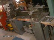 Used Metal Lathe