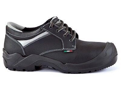 SCARPA ANTINFORTUNISTICA GIASCO STABILE MALAGA S3 - Safety Footwear