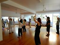 Tai Chi/Qi Gong for Living Well