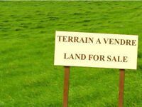 Terrain a vendre - Ahunstic- Land for Sale