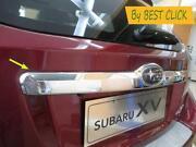 Subaru Tailgate