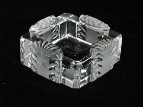 Lalique Ashtray Ebay