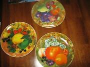 Decorative Plate Set