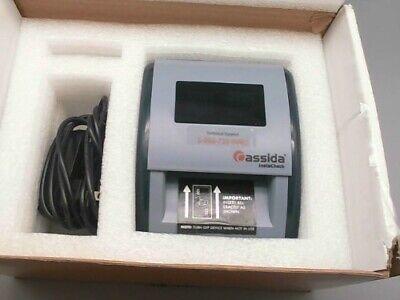 Cassida D-IC Counterfeit Money Detector