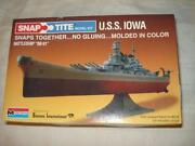 USS Iowa Model
