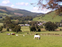 Easter School holiday 7th-14th April 2018-Southern Snowdonia area of Wales Sleeps 6 PlasTalgarth