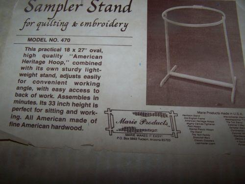 Embroidery Stand Ebay