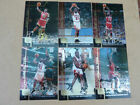 Chicago Bulls NBA Basketball Trading Cards Set