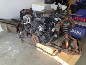 Camaro LT1 with 6speed transmission and diff