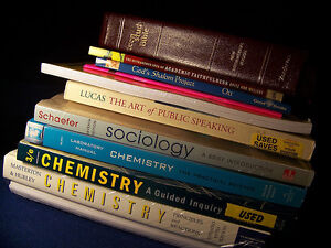 How to buy textbooks on ebay