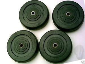 Rubber Wheels Ebay