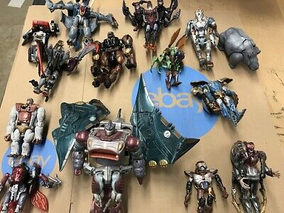 Transformers Lot of various figures, mostly beast wars, parts and pieces, 3 of 4