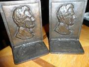 Lincoln Bookends