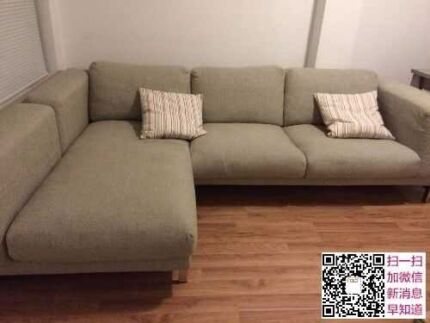 Three seats sofa in great condition with good quality Plympton West Torrens Area Preview