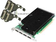 4 Monitor Video Card