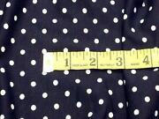 Polka Dot Jersey Fabric