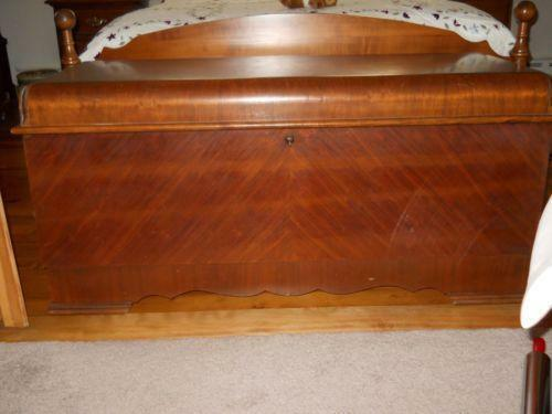 Antique Lane Cedar Chest Ebay