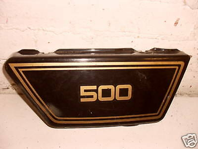 <em>YAMAHA</em> XS500 SIDE PANEL XS500
